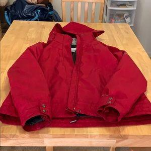 Columbia women's 3-in-1 omnishield winter coat